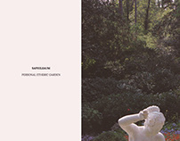 Saphileaum - Personal Etheric Garden EP artwork