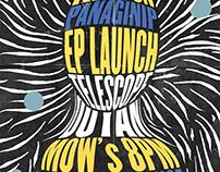 """[CONCEPT] Alyson """"Panaginip"""" - EP Launch poster & Album"""