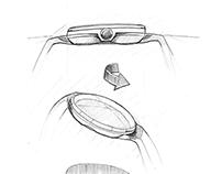 Watch Sketches & Quick Studies