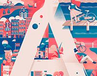 DE EERSTE - Sail Ho for Amsterdam