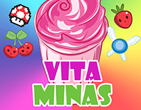 Vitaminas Official Logo