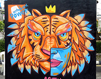 Antabax Graffiti Competition 2017