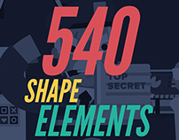 Shape Elements Pack