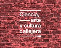 Ciencia, arte y cultura callejera