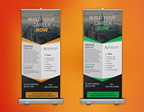 Awesome Roll Up Banners