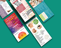 Printing production for beauty and health salon