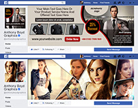 Corporate Facebook Cover or Personal Facebook Cover