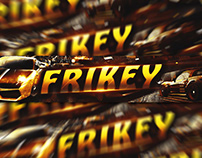 Frikey YouTube Banner