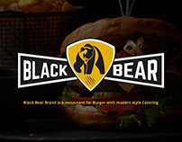 black bear logo guideline