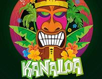 Kanaloa (Dios de los océanos).