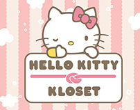 Hello Kitty x Kloset