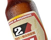 3d modo bottle of 2M