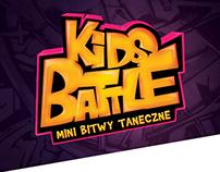 KIDS BATTLE - Event design.
