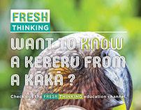FreshThinking Education Channel