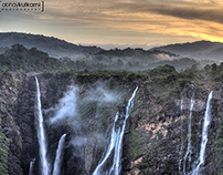 Jog Falls, Sagara, Karnataka, India
