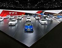 Audi Geneva Motor Show 2014