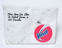Direct mailing Vanish