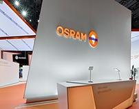 OSRAM at light+building 2014