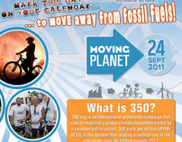350.org - MOVING Planet