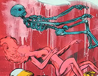 Soul transition (Xèlön+Sr.Marmota+Deih.XLF.graffiti)