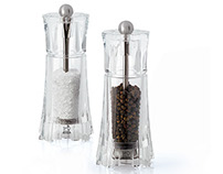 KARA : Peugeot pepper & salt mills -2014-
