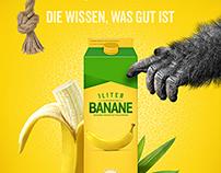 Rise Banana Juice