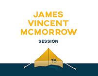 JAMES VINCENT MCMORROW SESSION