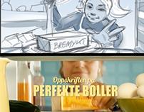 Storyboard - Bremyk tv comercial