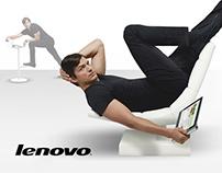 Lenovo Yoga Microsite