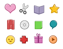 Icons - Blog do what you love