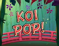 Koi Pop (word skill game)