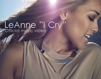 "Music video-LeAnne ""I cry"""