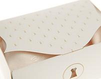 BUSTIER branding - Упаковка для БЮСТЬЕ