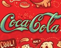 Coca Cola Pattern