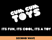 GUM GUM TOYS - SECOND WAVE