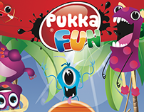 Pukka Fun: Monster Island