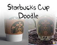 Starbucks Cup Doodle