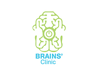 Brains'Clinic Logo