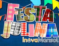 Festa Julina 2011 - Inova Marisol
