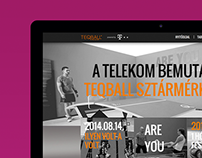 Teqball powered by T