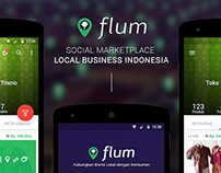 Flum | Social Marketplace Local Business Indonesia