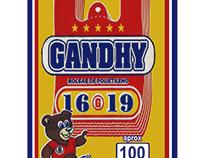 Packaging Gandhy