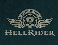 Hell Rider Club Logo