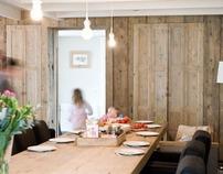 Interior Family villa Bergen