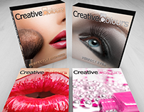 Creative Colours Cosmetic Box Sets
