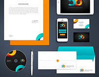 CB Communication // Brand identity