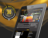 Moran Security | Web Design