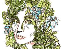 La Femme Fiddlehead