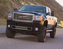 2013 Chevrolet Denali (Lifted)
