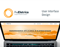 ProEletrico User Interface